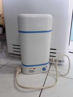 Pigeon steam sterilizer: automatic feeding bottle sterilizer