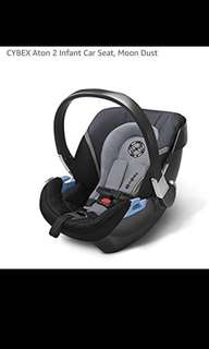 Cybex infant Baby Car Seat aton 2
