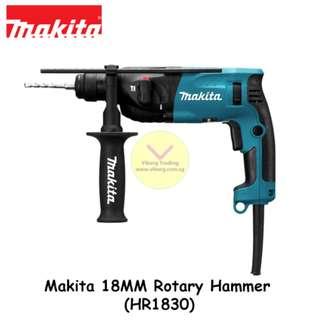 Makita 18MM Rotary Hammer (HR1830)