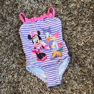 Minnie-Duck Swimsuit