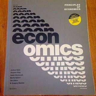 Principles Of Economics 6th Edition