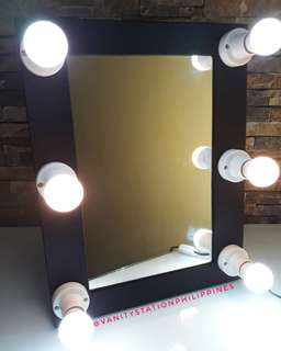 Portable Vanity Mirror - For Gigs - High Quality