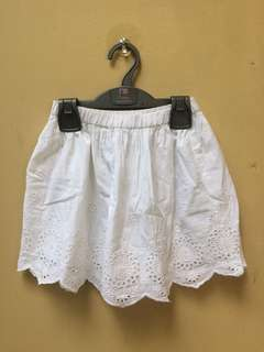 (Never Been Worn) Rok size 3-4 thn