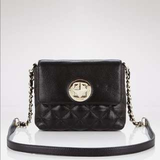 Kate Spade small black crossbody or sling bag perfect for party (85% condition)