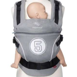 Manduca Baby Carrier Limited Editions 2013 Collection Grey