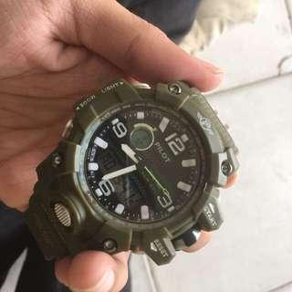 Jam Tangan PILOT PLT-H1156