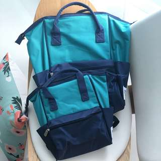 Brand New Anello Diaper Backpack Lookalike by NAN