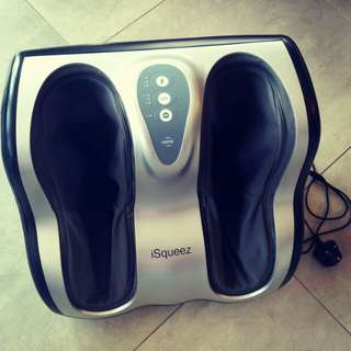 OSIM iSqueez foot massage
