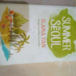 Novel Summer in Seoul
