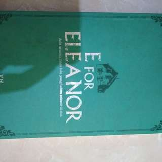 Novel E for Eleanor