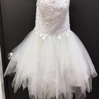 ROM / Wedding Short Gown
