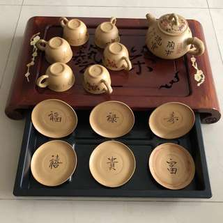 Complete Chinese Tea Set