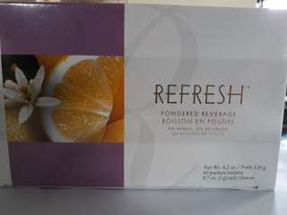 E.Excel Refresh Herbal Tea Powdered Beverage