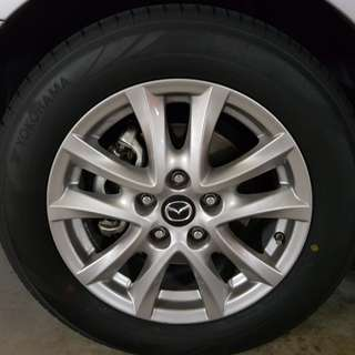 Yokohama Bluearth-A AE50- 205/60 R16 92H (made in japan)