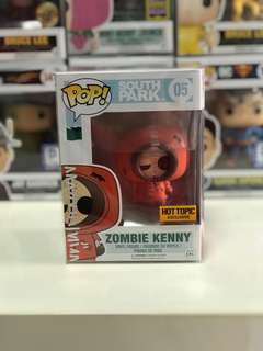 Hot Topic Exclusive - South Park: Zombie Kenny -  #05