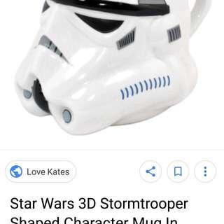 starwars mug storm tropper