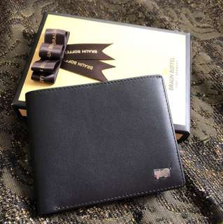 Braun Buffel Men's Wallet