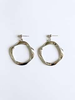 *NEW* Orb Earrings (Silver)