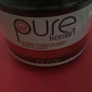 Hair mask for dry hair