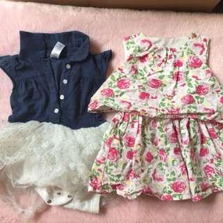 6-12m dress