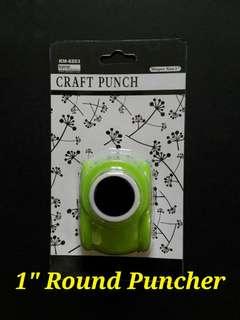 """1"""" Round Puncher"""