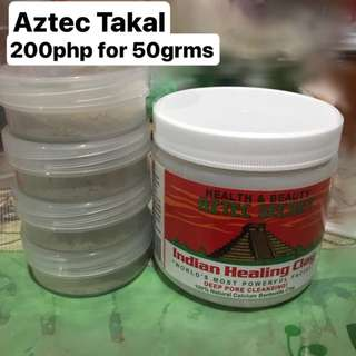 AZTEC CLAY 50g TAKAL