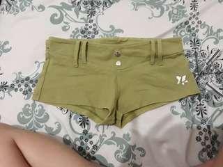 Lasona short celana olahraga celana gym