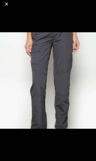 Columbia outdoor hiking women's trail trousers pants 戶外 遠足 行山䃿 野外褲