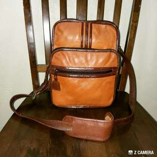 Cross Body Leather LAND