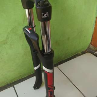 Fork 27,5