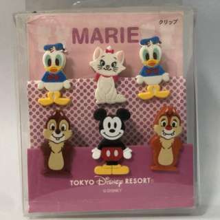 Disneyland paper clips