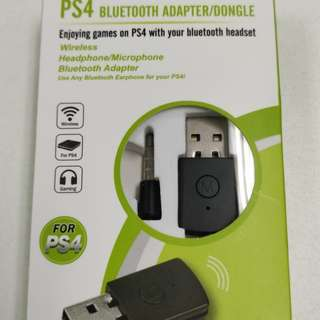 PS 4 Bluetooth adapter/dongle