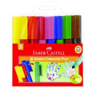 Faber Castell 8 Connector Pens