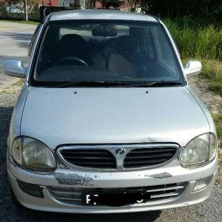 1.0 (Auto) Produa Kelisa Year 2003