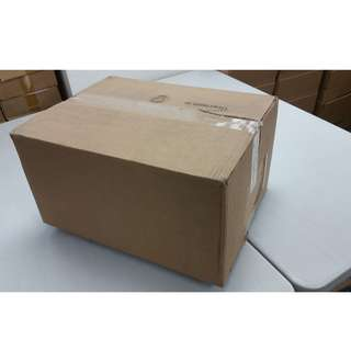 Used packing Box