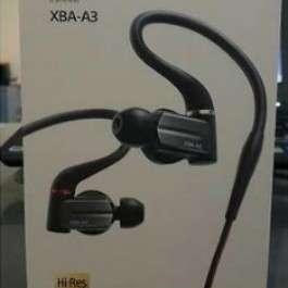 Sony XBA A3