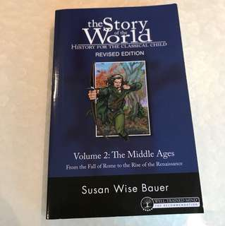 (Nonfiction history) The Story of the World - Volume 2: The Middle Ages