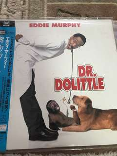 Dr DoLittle Laser Disc