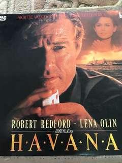 Havana Laser Disc