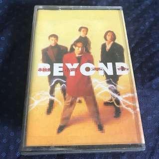 BEYOND 繼續革命卡帶 Cassette Tape