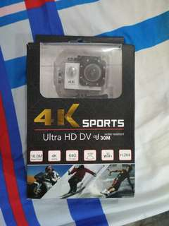 Kamera sport