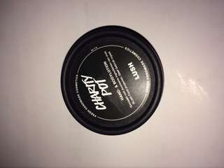 LUSH CHARITY POT LOTION