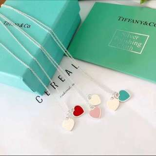 Tiffany and co luxury necklaces