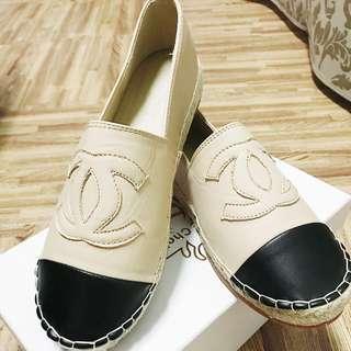 小香皮革鞋