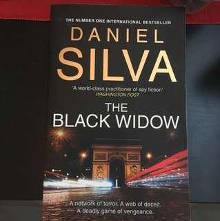 ** Sale Last 3days** Daniel Silva The Black Widow Book