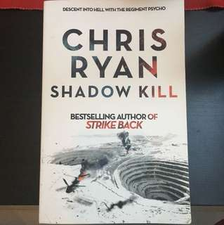 ** Sale Last 3days** Chris Ryan - Shadow Kill