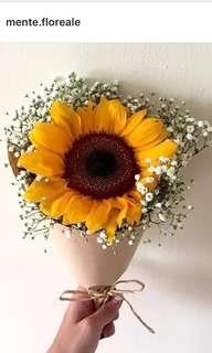 Flower bouquet/anniversary bouquet/birthday bouquet