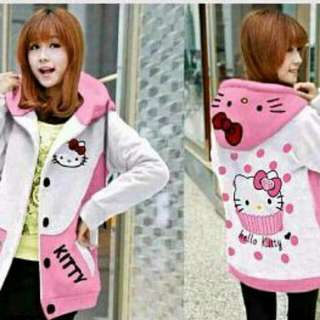 Jacket Hello Kitty