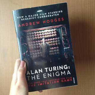 The Enigma | Alan Turing