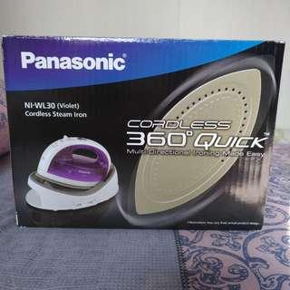 Panasonic無線熨斗